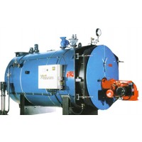 TITAN AS  Reverse Flame Steam Boiler
